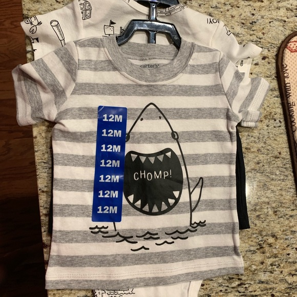 Carter's Other - Carters Three Piece Onesie Set